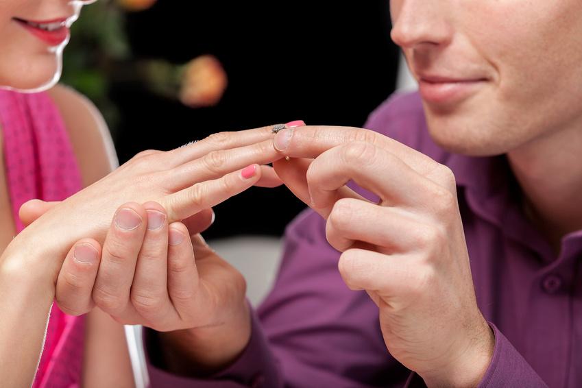organisation des fiançailles
