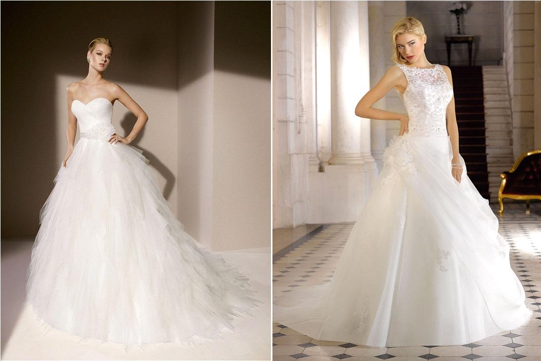 Une robe de mariée princesse sinon rien !