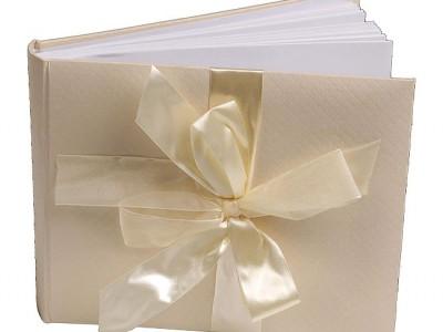 3 conseils pour votre livre d'or mariage