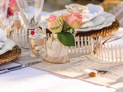 Comment créer une décoration de mariage vintage ?
