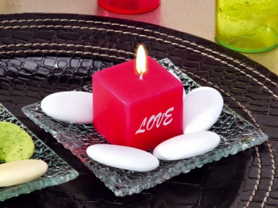 LA SAINT VALENTIN : 3 IDEES DE DECORATION DE TABLE