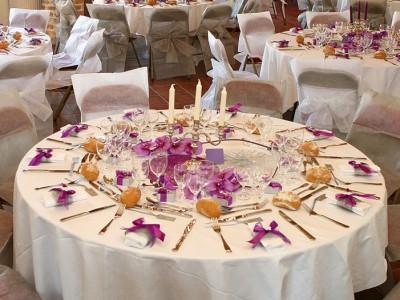 5 éléments indispensables à retrouver sur les tables de mariage