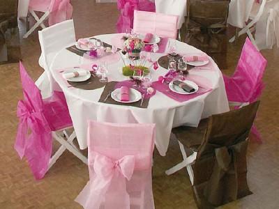 Housses de chaises, le détail chic d'un mariage
