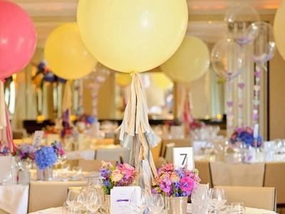 3 idées pour décorer son mariage avec des ballons