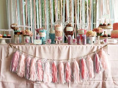 Mariage pastel : comment réaliser une décoration jolie mais pas fade