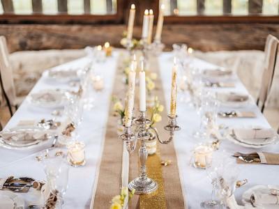 Quelle décoration pour un mariage en automne ?