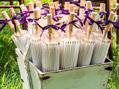 5 cadeaux à faire à vos invités pour un mariage en été